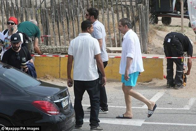 Sau thành công của 2 phần đầu về điệp viên Johnny English, Rowan Atkinson đang bắt tay vào thực hiện phần thứ 3