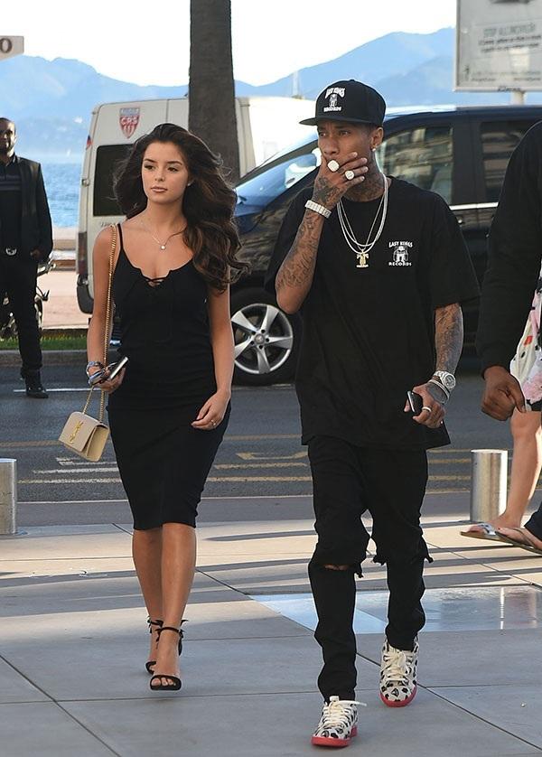 Demi thì nổi tiếng sau mối tình ngắn ngủi với Rapper Tyga