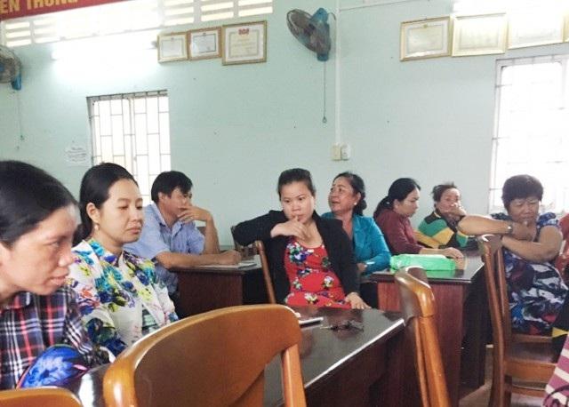 Nhiều người dân có nguy cơ mất trắng nhiều tỷ đồng sau khi bị bà Nguyễn Thị Quyết có dấu hiệu giựt hụi, lừa đảo chiếm đoạt tài sản.