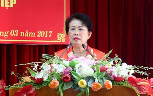 Bà Phan Thị Mỹ Thanh - Phó Bí thư Tỉnh uỷ Đồng Nai có nhiều vi phạm khi làm Giám đốc Sở Công Thương, Bí thư Huyện ủy Nhơn Trạch, Phó Chủ tịch UBND tỉnh Đồng Nai.