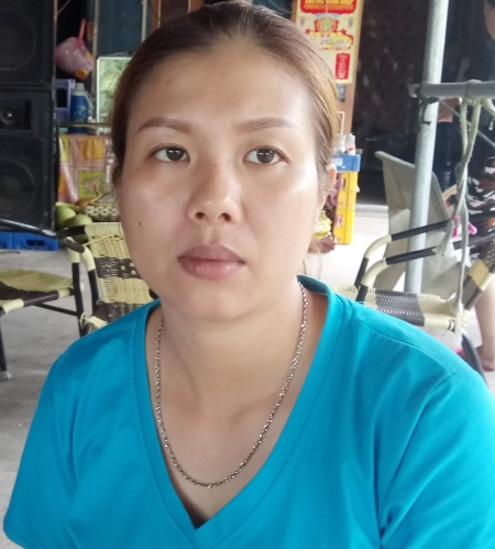 Bà Huỳnh Thị Phương Thảo không đồng tình khi Cục THADS tỉnh Sóc Trăng mời làm việc nội dung một đường, làm một nẻo.