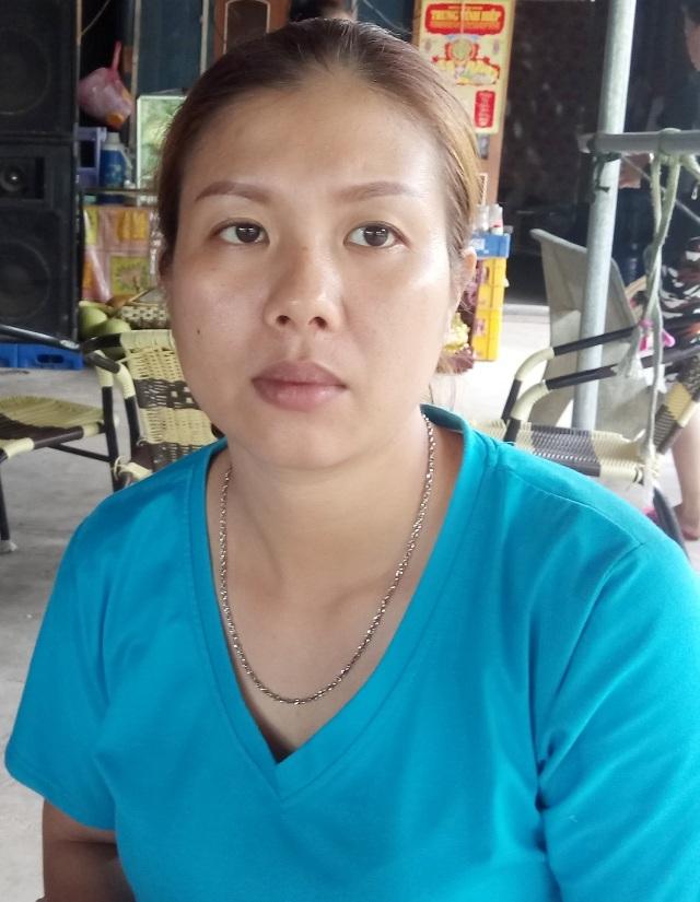 Bà Huỳnh Thị Phương Thảo bức xúc vì vụ việc vẫn chưa được giải quyết dứt điểm.