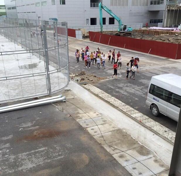 """Thêm một doanh nghiệp nước ngoài coi môi trường là """"trò đùa"""" tại Bắc Giang! - 4"""