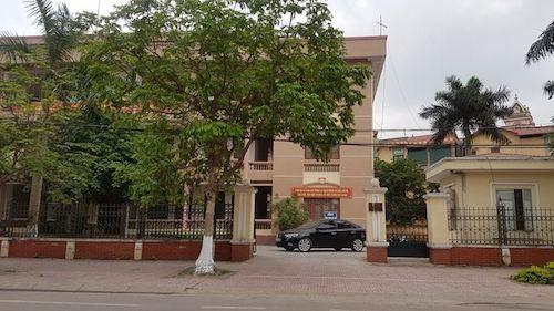 Sở Công thương tỉnh Bắc Giang nơi cấp phép kinh doanh đa cấp cho Công ty CP Liên minh tiêu dùng Việt Nam với thành viên sáng lập là siêu lừa Vũ Ngọc Thuyển.
