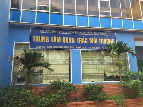 Không những liên tiếp tạo bùa hộ mệnh cho doanh nghiệp gây ô nhiễm môi trường, Trung tâm quan trắc môi trường Bắc Giang còn có kiểu đấu thầu mua tài sản công kỳ lạ.