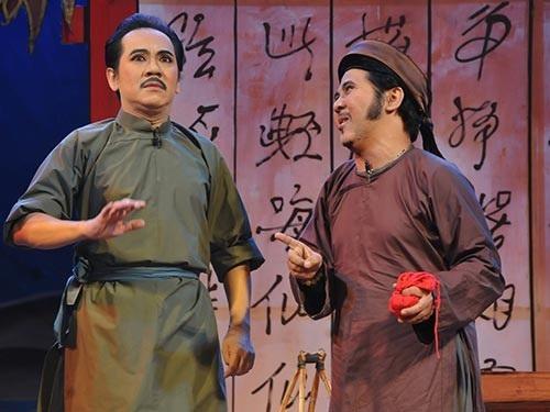 Nghệ sĩ Bạch Long là anh trai của nghệ sĩ Thành Lộc. Ảnh: TL.