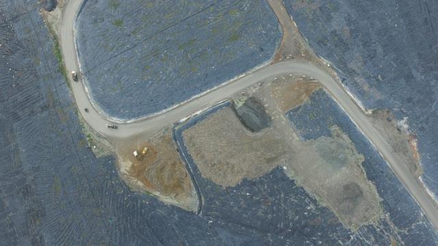 Bãi rác Đa Phước (huyện Bình Chánh) từng là thủ phạm gây ô nhiễm môi trường phía Nam thành phố