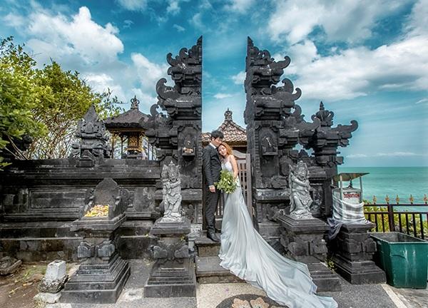 Cặp đôi Việt chi 1 tỷ đồng chụp ảnh cưới ở 4 nước trong... 2 tháng - 17