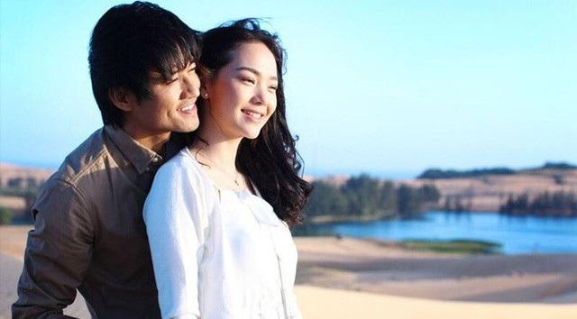 Quý Bình đóng vai nhiếp ảnh gia Huy và Minh Hằng đóng vai Linh trong Bao giờ có yêu nhau