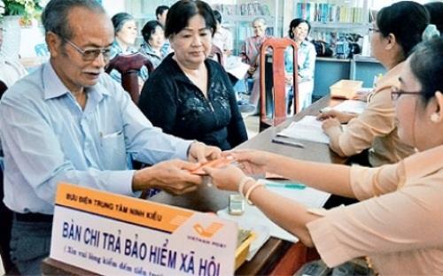 Khoản vay của NSNN chiếm hơn 74% dư nợ đầu tư của Bảo hiểm Xã hội Việt Nam năm 2015
