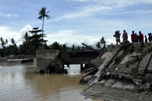 Hơn 200 người chết vì bão Tembin tại Philippines - 3