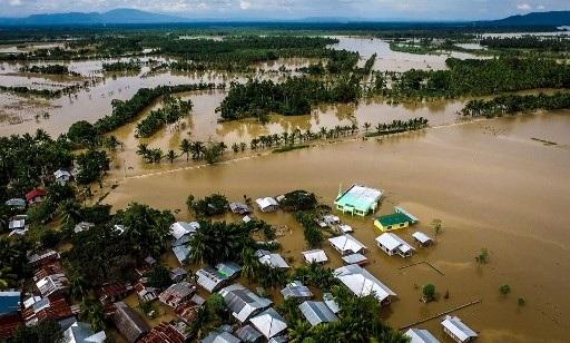 Hơn 200 người chết vì bão Tembin tại Philippines - 4