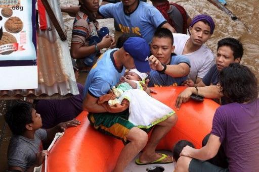 Hơn 200 người chết vì bão Tembin tại Philippines - 6