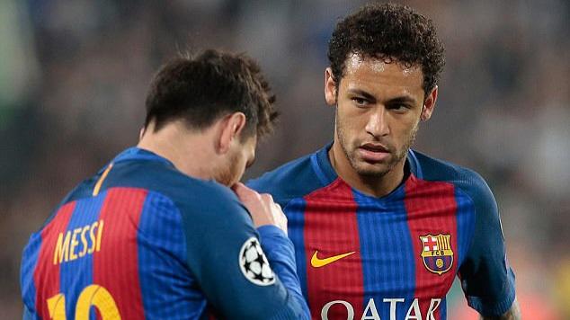 Barcelona thua thảm Juventus tại tứ kết lượt đi Champions League