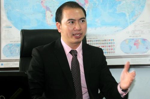 Luật sư Trương Anh Tú - Trưởng Văn phòng luật sư Trương Anh Tú (Đoàn luật sư TP Hà Nội).