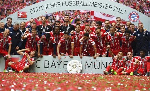 Họ xác lập thế thống trị tuyệt đối ở Bundesliga