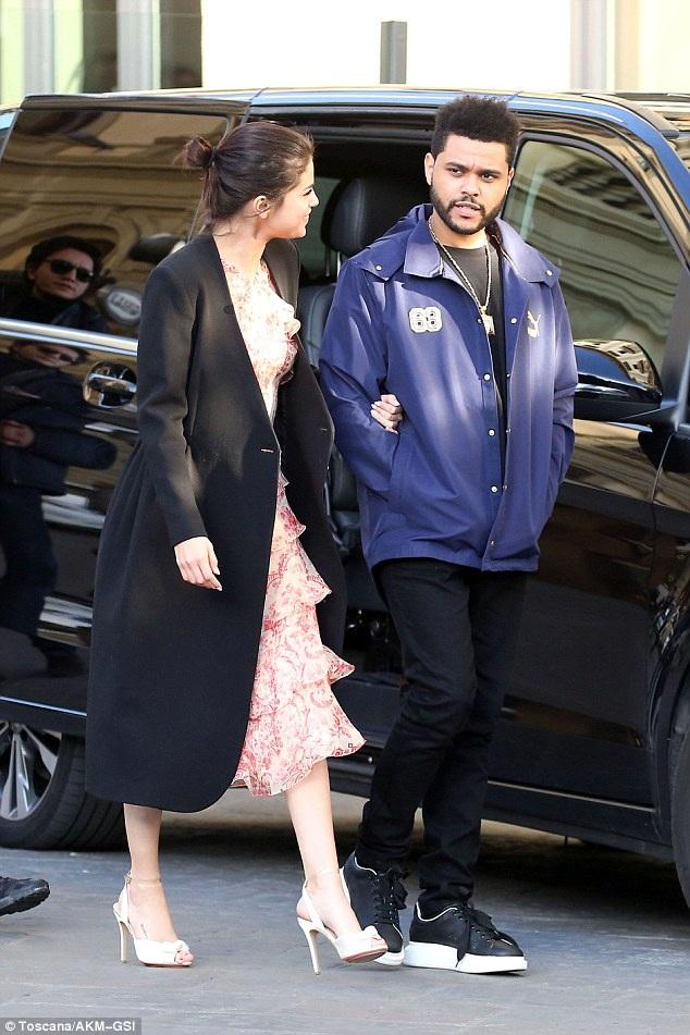 The Weeknd từng giành giải Grammy vàlà một trong những ngôi sao Canada nổi tiếng nhất thế giới hiện nay.