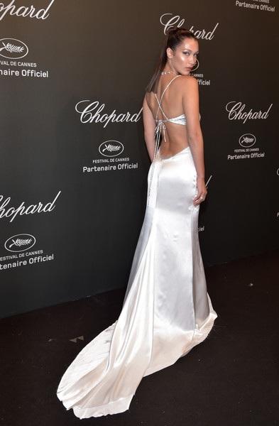 Mới đây người đẹp Mỹ là khách VIP tại LHP Cannes lần thứ 70