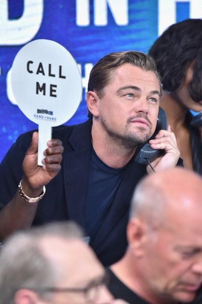Hình ảnh mới của nam diễn viên 43 tuổi, Leonardo DiCaprio hiện vẫn độc thân