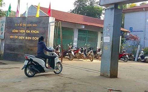 Cả ba người hiện đang được cấp cứu tại bệnh viện đa khoa huyện Điện Biên