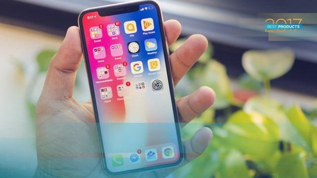 Điểm mặt smartphone màn hình tràn viền bán tại Việt Nam trong năm 2017 - 12