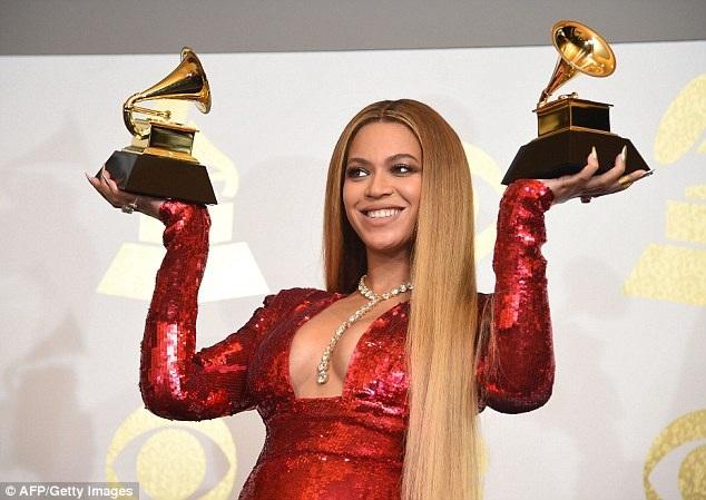 Beyonce đã từng được 60 đề cử Grammy và là nữ ca sỹ được nhiều đề cử Grammy nhất trong lịch sử