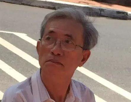 Bị can Nguyễn Khắc Thủy