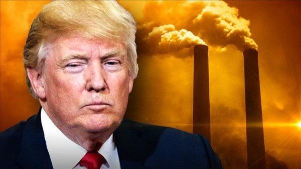 Việc rút lui khỏi Thỏa thuận biến đổi khí hậu Paris mà Mỹ đã ký vào năm 2015 khiến nhiều người thất vọng và lo ngại về tương lai của thế giới