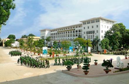 Học viện Biên phòng tuyển sinh bổ sung thêm ngành Luật hệ quân sự
