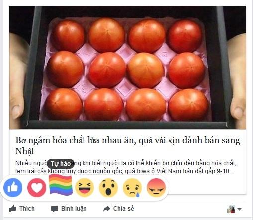 """Hướng dẫn cách sử dụng biểu tượng đang """"gây sốt"""" trên Facebook - 2"""