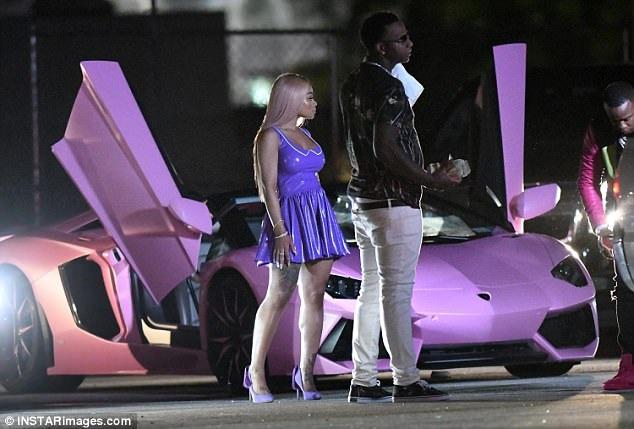 Việc được mời xuất hiện trong MV của Nicki Minaj giúp Blac Chyna càng nổi tiếng hơn