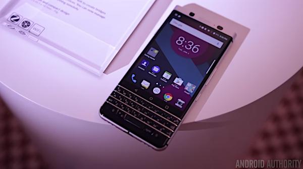 BlackBerry Mercury sẽ chính thức ra mắt người dùng tại MWC 2017 - 1
