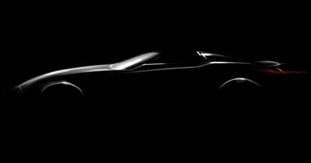 Hình ảnh đầu tiên về mẫu xe mui trần sẽ thay thế BMW Z4 - 1