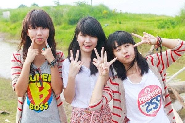 Quỳnh Anh Shyn, An Japan, Mẫn Tiên - những hot girl đình đám thế hệ 9x
