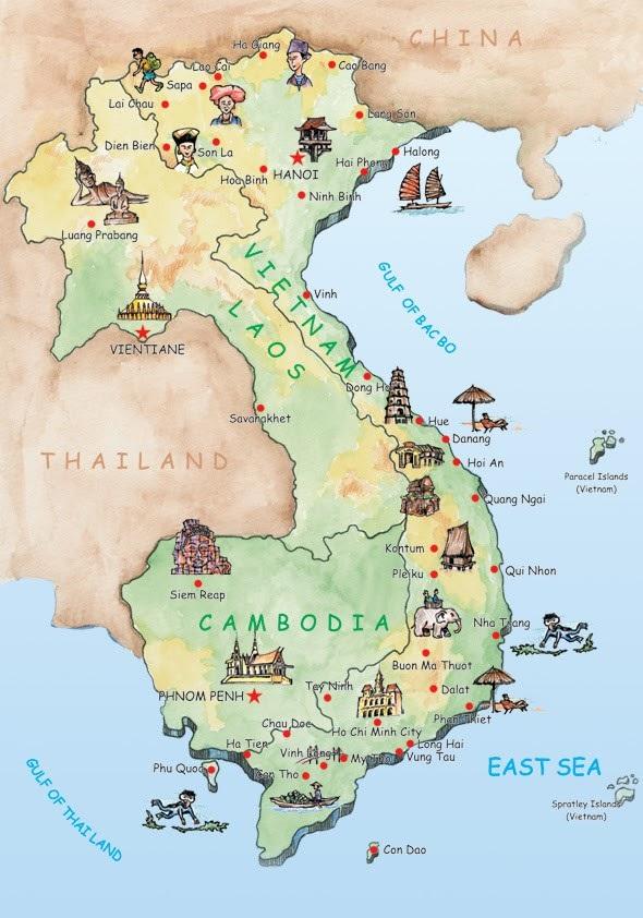 Lần đầu tiên sẽ có một bộ cơ sở dữ liệu trên toàn lãnh thổ - lãnh hải Việt Nam có tính hệ thống về địa lý, lịch sử, phong tục, nhân vật, sản vật, kinh tế, chính trị, văn hoá...