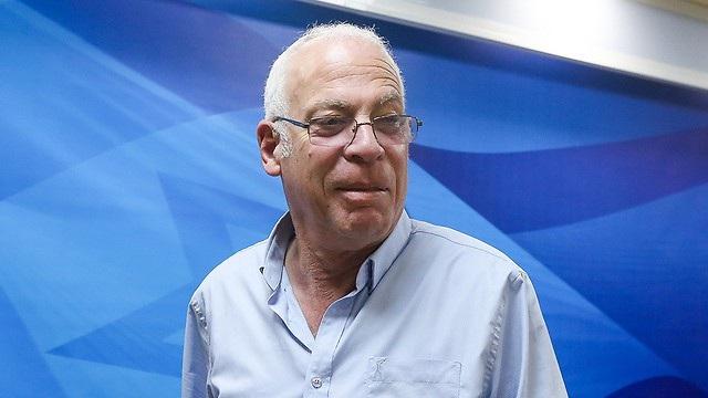 Bộ trưởng Nông nghiệp Israel Uri Ariel (Ảnh: Ynetnews)