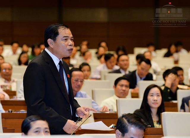 Bộ trưởng Nguyễn Xuân Cường (Ảnh: Quochoi.vn)