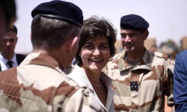 Bộ trưởng bộ quốc phòng Pháp Sylvie Goulard (Ảnh: Shutterstock)