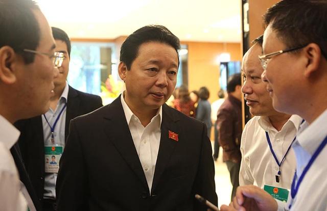 Bộ trưởng Bộ Tài nguyên và Môi trường