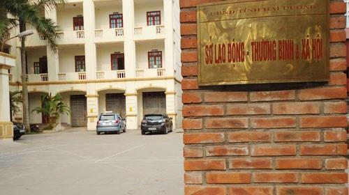 Nóng chuyện con trai Giám đốc Sở Nội vụ được bố bổ nhiệm về giữ chức vụ Phó trưởng phòng tại Sở LĐ - TBB &XH tỉnh Hải Dương.