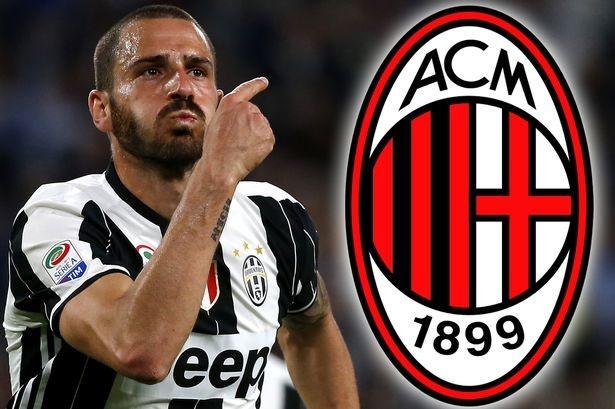 Bonucci đang ở rất gần AC Milan