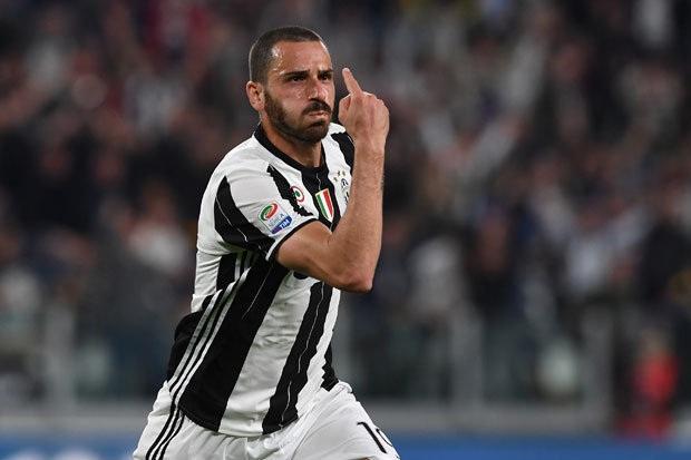 Bonucci là mục tiêu số 1 của Juventus