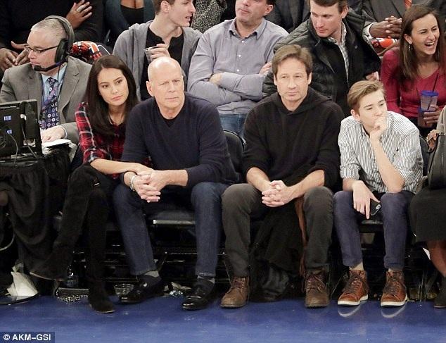 Bruce Willis đã có 3 con gái với vợ đầu tiên và có thêm 2 con gái với người vợ thứ 2