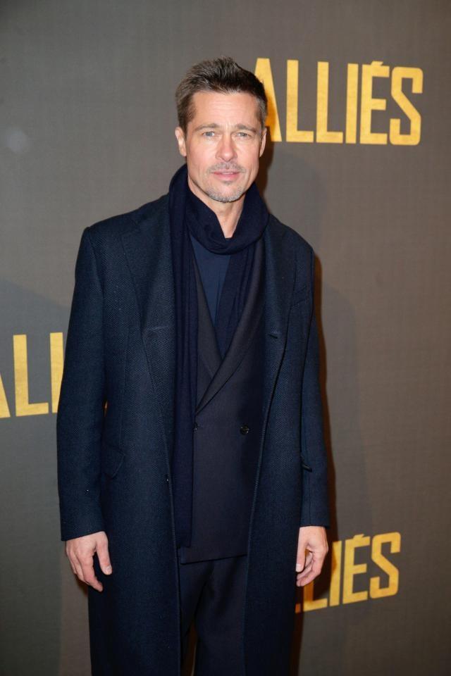 Chia tay Angelina Jolie, Brad Pitt bị biếng ăn và sút cân nghiêm trọng - 2