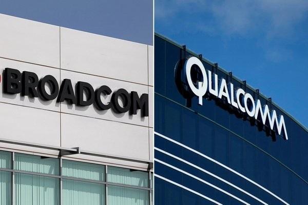 Nếu thành công thương vụ Broadcom và Qualcomm là thương vụ lớn nhất trong lịch sử ngành công nghệ