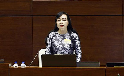 Bộ trưởng Y tế Nguyễn Thị Kim Tiến