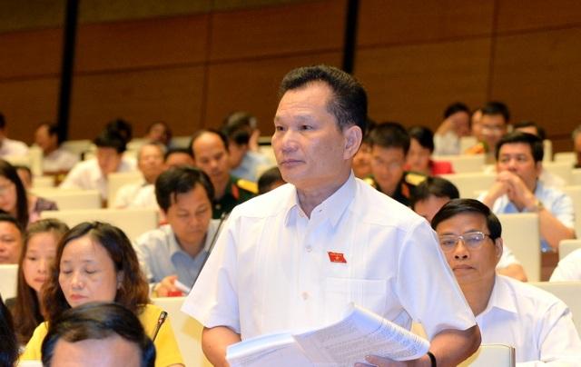 Ông Bùi Sỹ Lợi - Phó Chủ nhiệm Uỷ ban các vấn đề xã hội của Quốc hội.