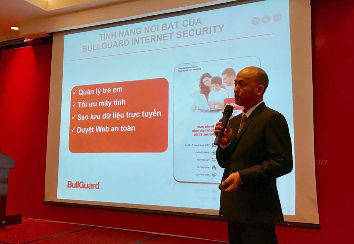 Hãng bảo mật BullGuard từ Anh gia nhập thị trường Việt - 1