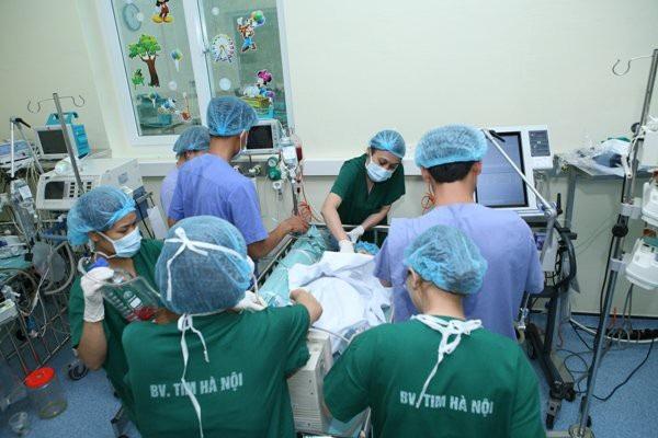 Bệnh viện Tim Hà Nội đi đầu trong công tác chuyển giao kỹ thuật cho bệnh viện vệ tinh