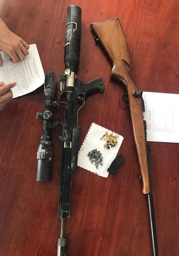 Đầu tư gần 100 triệu mua súng về… bắn chim - Ảnh 1.